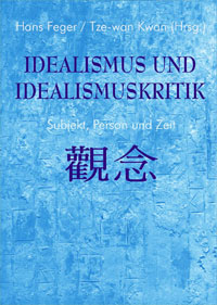 Idealismus und Idealismuskritik - Cover